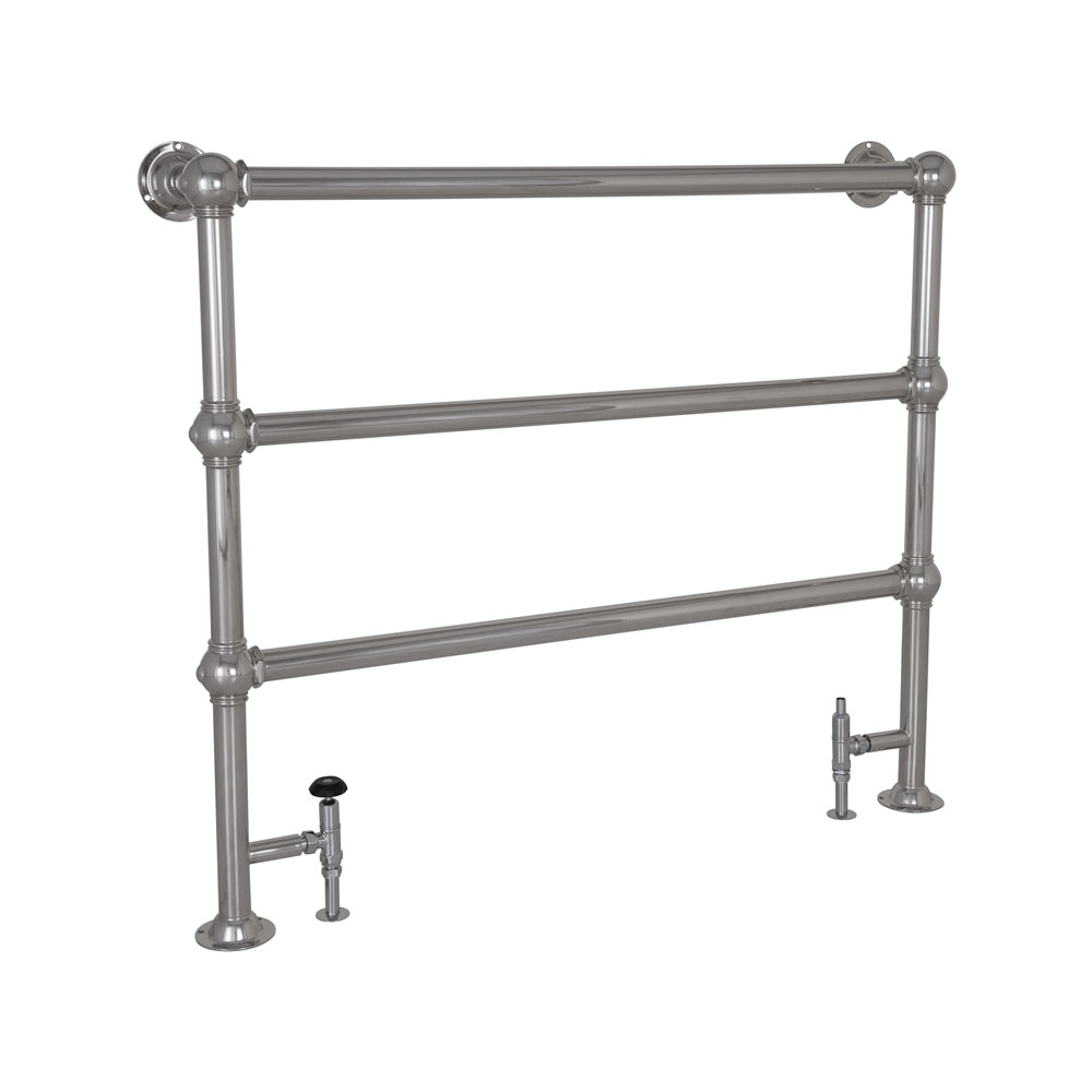 Colossus Steel Towel Rail Chrome Finish