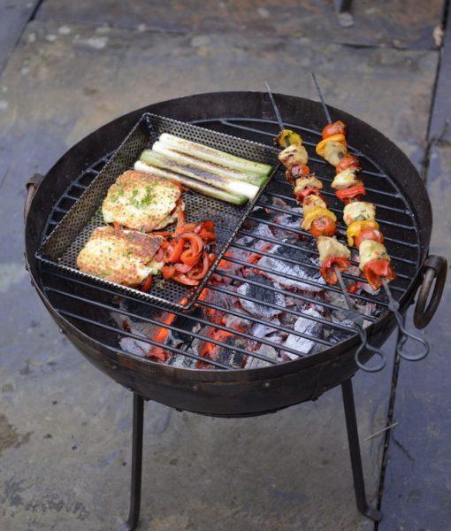 Travel Kadai Firebowl Barbecue (35cm)