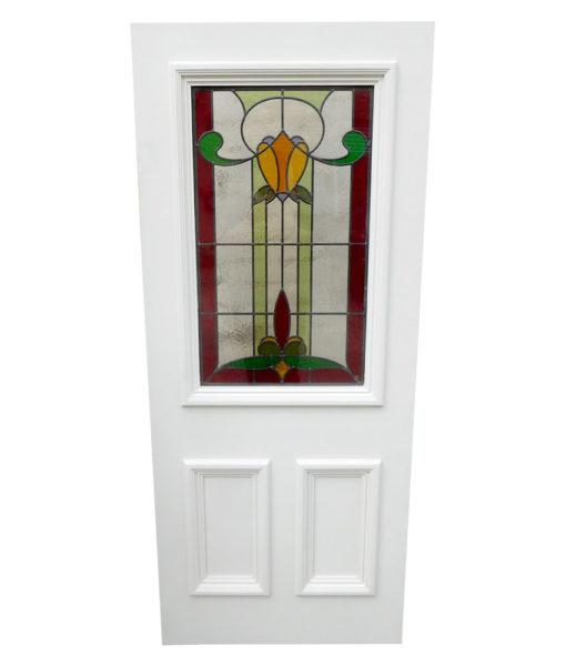 1 Over 2 Oblong Front Door