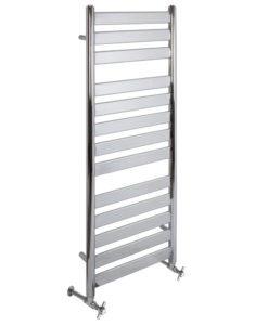 Sky Chrome Wall Mounted Towel Rail