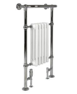 Vivien Bathroom Radiator Towel Warmer (5 Columns)
