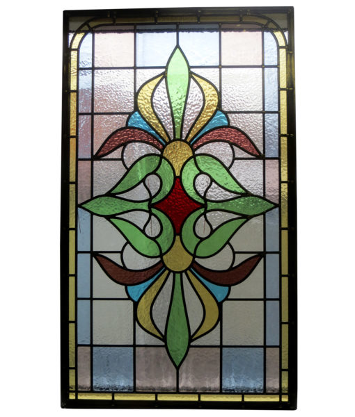 SG004 - Traditional Intricate Stained Glass Panel