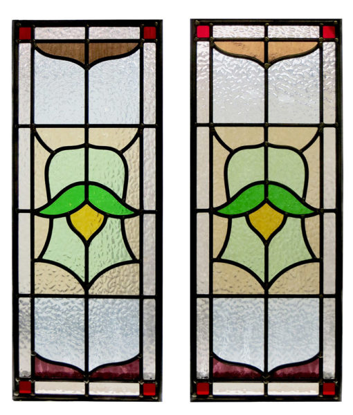 SG017 - Simple Traditional Stained Glass Panels