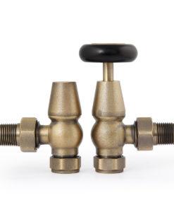 Natural Brass Windsor Valves
