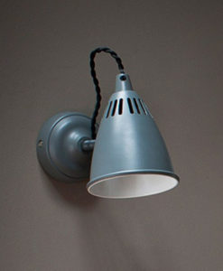Charcoal Cavendish Wall Light