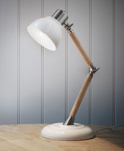 Porcelain Ledbury Table Lamp