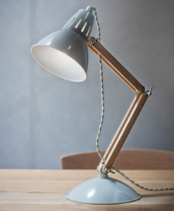 Oak Bermondsey Table Lamp