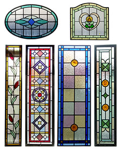 Bespoke Stained Glass Panels Buy From Period Home Style