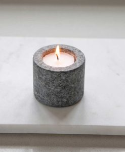Straight Granite Tealight Holder