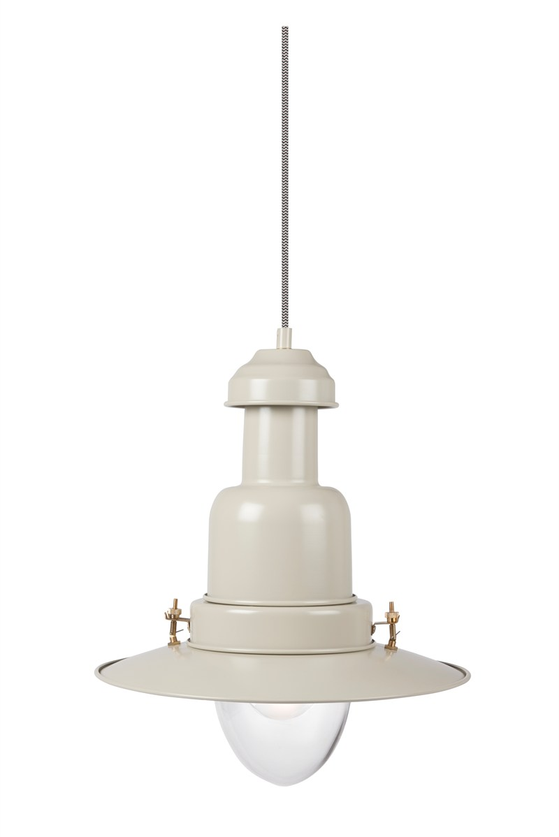 Clay Pendant Fishing Light Buy From Period Home Style