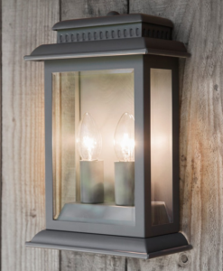Charcoal Belvedere Light