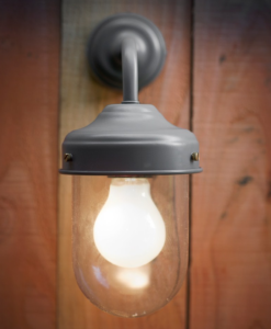 Charcoal Barn Light