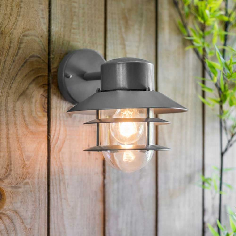 Charcoal Strand Down Light