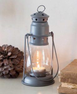 Charcoal Miners Lantern (Large/Small)
