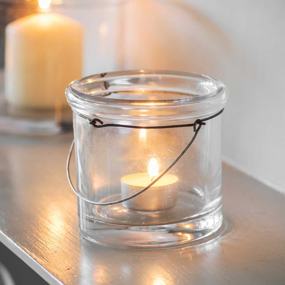 Medium lulworth votive candle from period home style for Candle painting medium