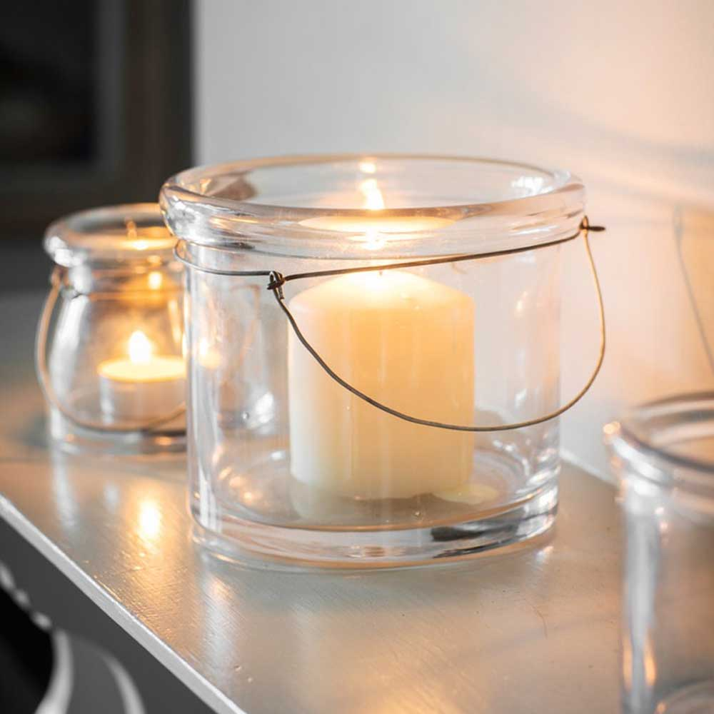 large lulworth votive candle from period home style. Black Bedroom Furniture Sets. Home Design Ideas