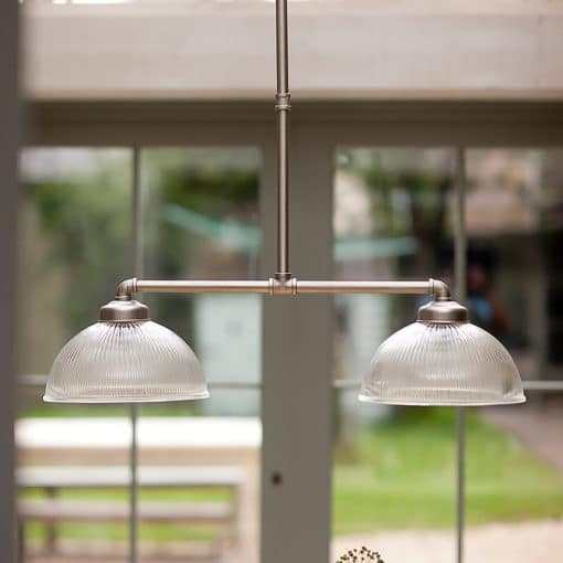 Double Paris Pendant Light