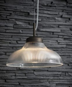 Paris Glass Pendant Light