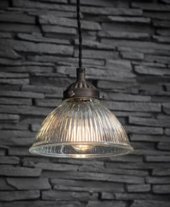 Petit Paris Glass Pendant Light