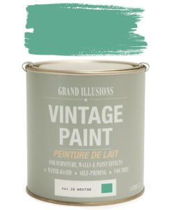 Menthe Paint Colour