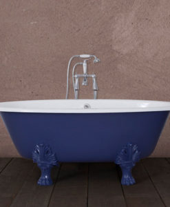 Edmonton Cast Iron Bath