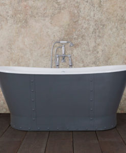 Sudbury Cast Iron Bath