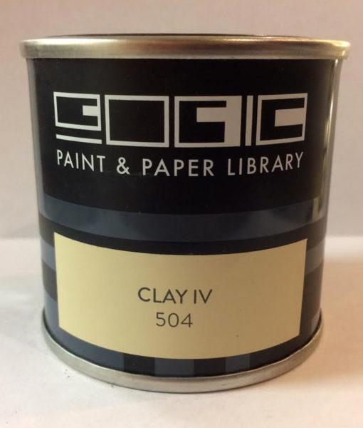 Clay IV Paint