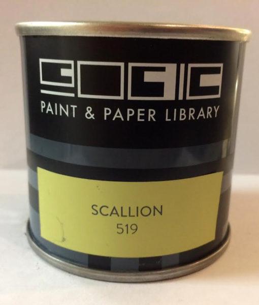 Scallion Paint