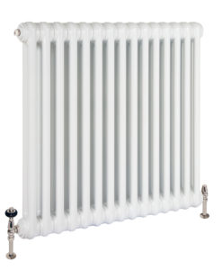 Florence 2 Column Steel Radiator (670mm Tall) (715mm Wide)