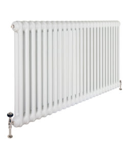Florence 2 Column Steel Radiator (670mm Tall) (1220mm Wide)