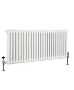 Florence 3 Column Steel Radiator (570mm Tall) (1225mm Wide)