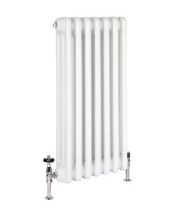 Florence 3 Column Steel Radiator (570mm Tall) (350mm Wide)