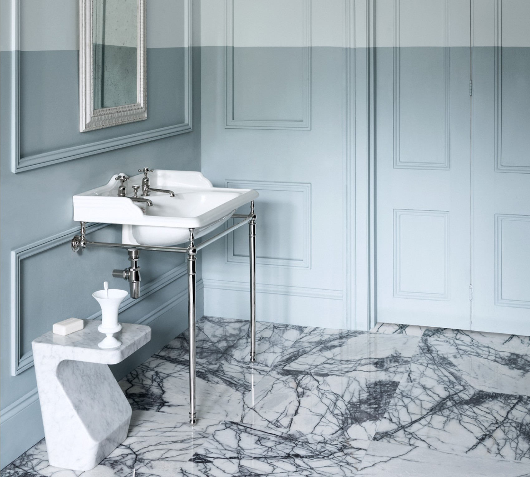 Porcelain V Paint - Decorate Your Home With Period Home Style