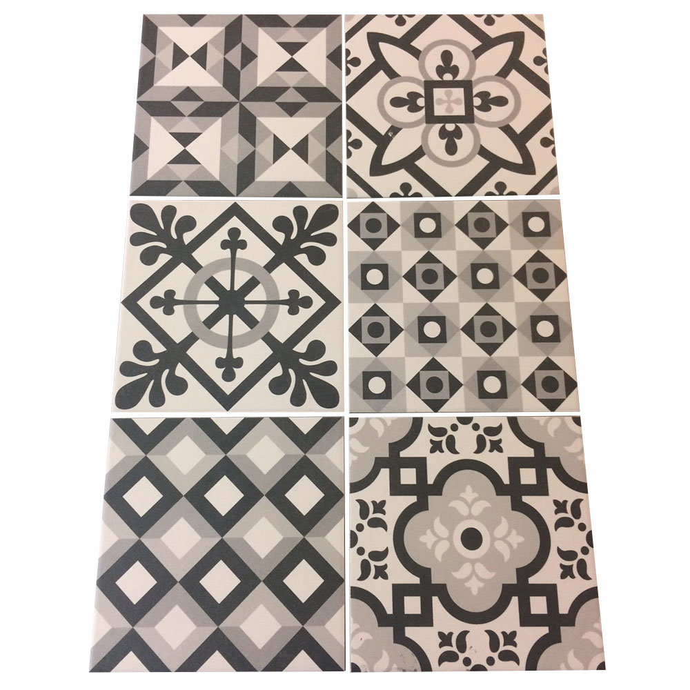 Rustic Heritage Taco Glazed Porcelain Tiles From Period