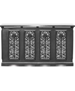 4 Panel Cast Iron Radiator Cover