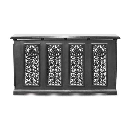 4 Panel Cast Iron Radiator Cover