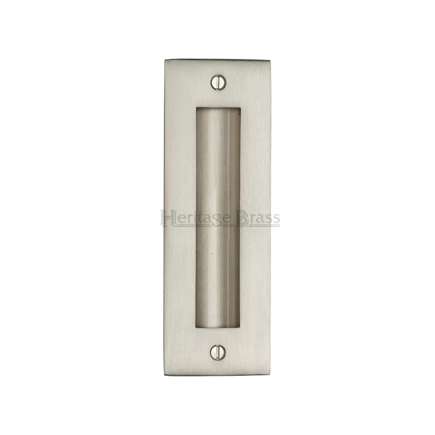 Flush Pull Handle 6 Quot Multiple Finishes Available