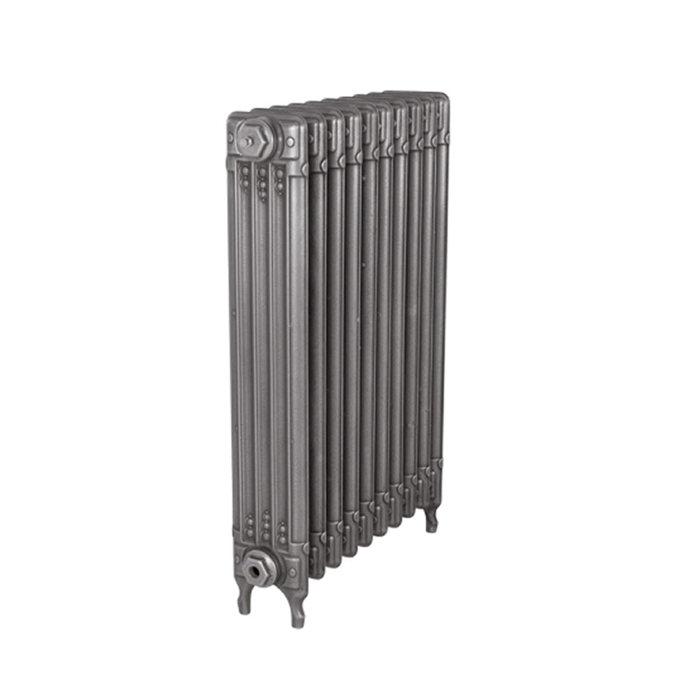 deco cast iron radiator 585mm tall period home style. Black Bedroom Furniture Sets. Home Design Ideas
