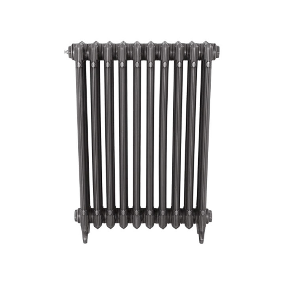 Deco cast iron radiator mm tall period home style