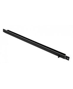 Black Aluminium Window Trickle Vent (380mm)