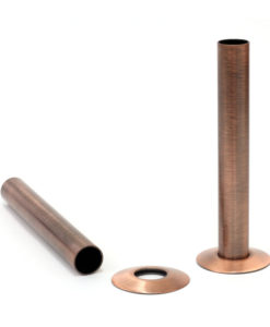 Castrads Antique Copper Shrouds & Base Plates (130mm)
