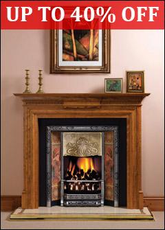 Original Fireplace Sale