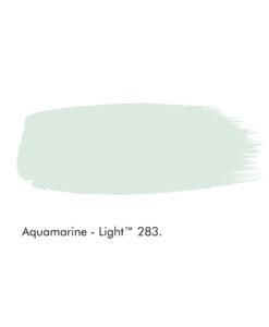 Little Greene Aquamarine Light Paint (283)