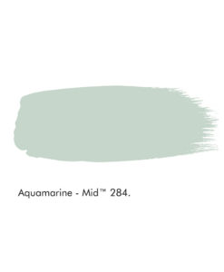 Little Greene Aquamarine Mid Paint (284)