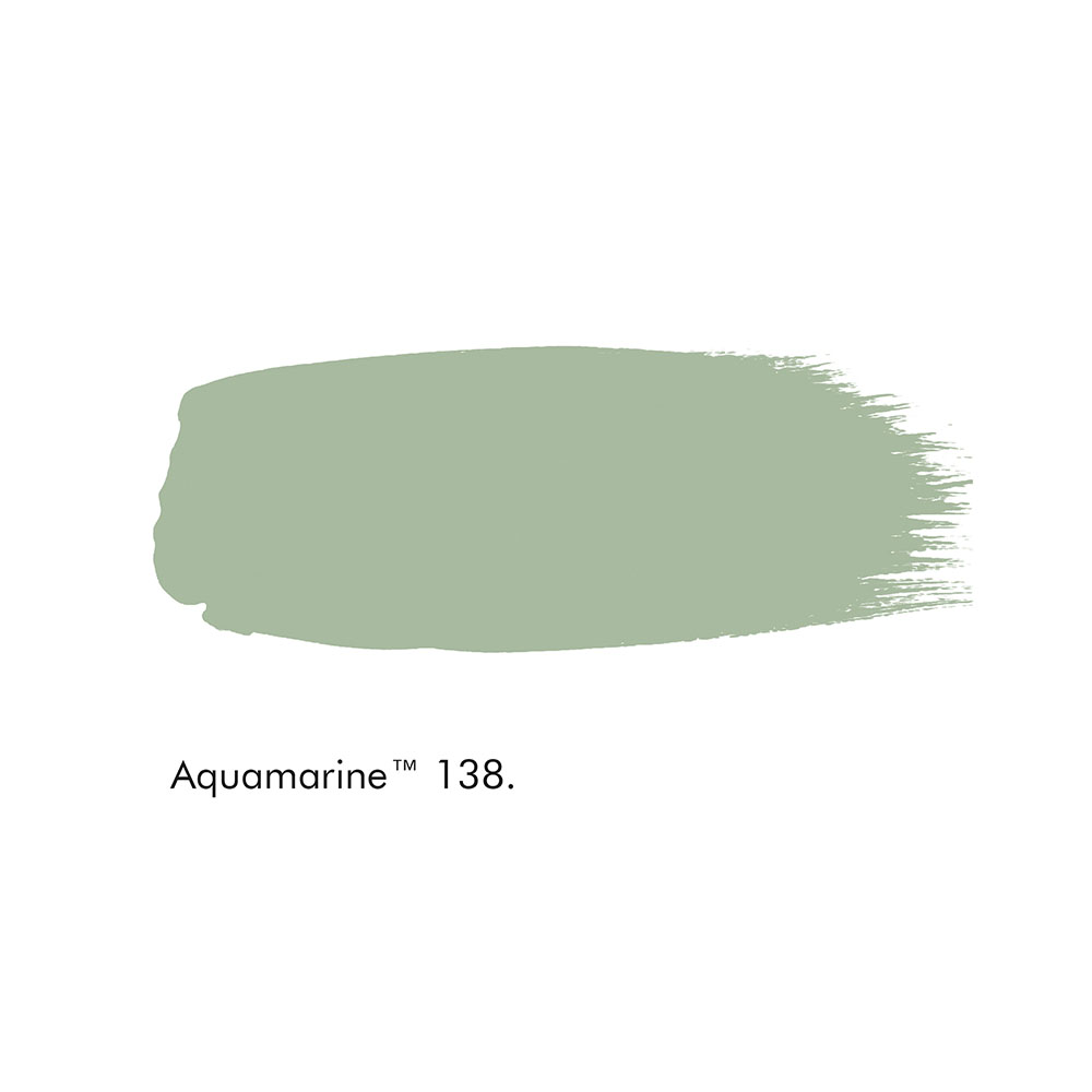 Little Greene Aquamarine Paint 138 For Sale Period