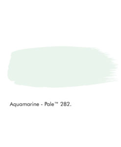 Little Greene Aquamarine Pale Paint (282)