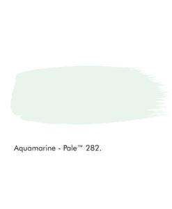 Little Greene Aquamarine Pale Paint (282)