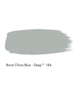 Little Greene Bone China Blue Deep Paint (184)