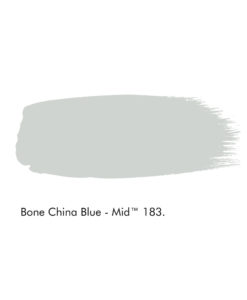 Little Greene Bone China Blue Mid Paint (183)