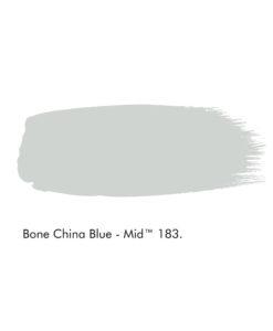 Little Greene Bone China Blue Mid Paint (183)